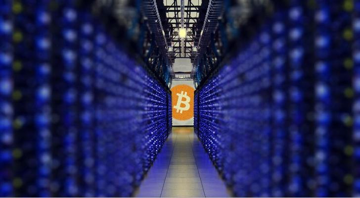 Количество Bitcoin